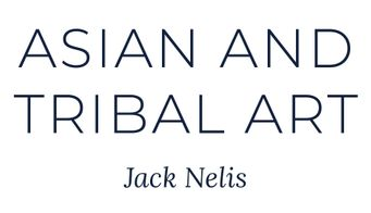 Jack Nelis Asian and Tribal Art -logo